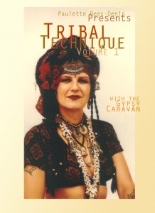 Tribal Technique DVD #1 cover