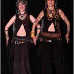 Paulette & amanda, Tribal Rev