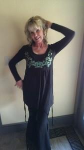 joyce w- CSC dress