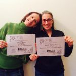 elena and amalia TT1 certificates