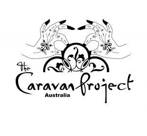 Caravan-project-Dance-logo-australia