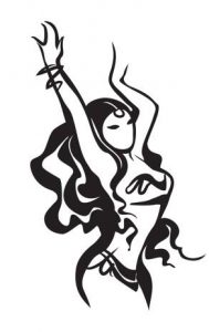 tribal-grooves-dancing-girl-logo