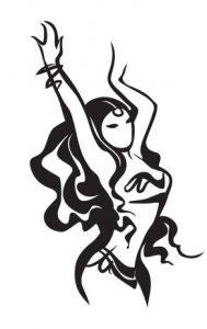 tribal-grooves-dancing-girl-logo